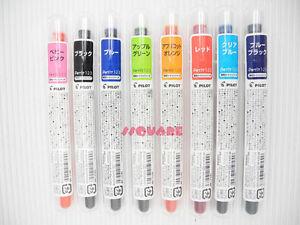 8 Colors Set IRF-10SPN Ink Cartridges for Pilot Petit Sign / Fude / Fountain Pen