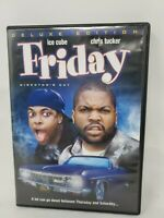 Friday (DVD, 2009, Deluxe Edition, Directors Cut)