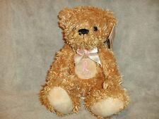 "Breast Cancer Research Foundation Plush Bear Estee Lauder MWT 12"""