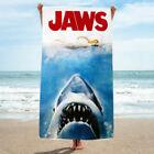 Retro Movie Classic Jaws Movie Bath Towel  Beach Towel,Many Size, Lager Towel