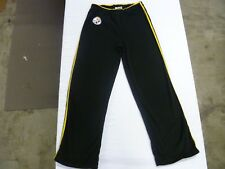 Ladies Reebok Steelers Polar Fleece Lounge Pants
