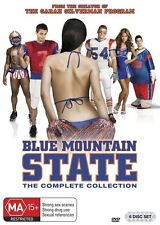 Blue Mountain State the Complete Collection NEW R4 DVD