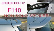 SPOILER ALETTONE GOLF IV 4 GREZZO  F110G-TR110-1