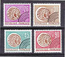 STAMP / TIMBRE FRANCE NEUF PREOBLITERE SERIE 130/133 COTE 6 €
