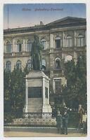 AK Mainz a.Rh. - Gutenberg-Denkmal (E689)