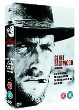 Clint Eastwood Collection 4 DVD Box set