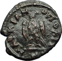 SEPTIMIUS SEVERUS 193AD Marcianopolis Authentic Ancient Roman Coin EAGLE i69986