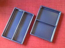 2, Matchbox PIRAMIDE CROSS DRAW INSERTO VASSOI pesca affrontare SEAT BOX Accessorio