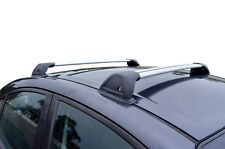 Aerodynamic Roof Rack Cross Bar for Mazda CX9 2016-20 TC Alloy Flush End