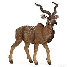 Z7) NEU PAPO 50104 großer Kudu Antilope Safari Tierfiguren Huftiere