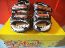 Boys Sandals Size 4 Kids New and Boxed Baby First Shoes Infants