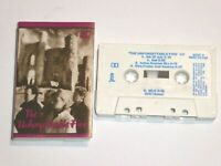 U2 The Unforgettable Fire 1984 Cassette Tape Very Good Condition