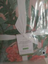 Pottery Barn Mariella Floral Reversible Tencel KING duvet only NEW