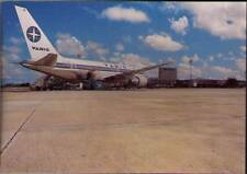 (xbr) Airplane Postcard: Varig