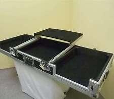 """DJ console ls-1 avec ordinateur portable armoire pour 1x 19"""" Mixeur + 2x CD player konsolencase"""