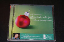 A Collection of Sounds and Recipes for the Holiday Season CD Oprah's Chef Used