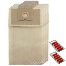 10 x Vacuum Dust Bags For Nilfisk Family GD1000 GD910 Hoover Bag 4.5L + Fresh