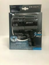 Dorcy - LED Waterproof IPX-6 - Zoom Focus Spotlight - 700 Lumens - Brand New