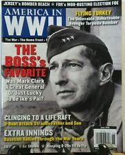 America In WWII June 16 The Boss's Favorite General Matt Clark FREE SHIPPING sb
