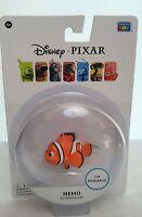 """Disney Pixar Movie Nemo Poseable 2.5"""" Mini Deluxe Action Figure Thinkway"""