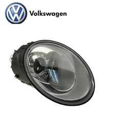 Volkswagen Beetle 2006-2010 Passenger Right Halogen Headlight Assembly Genuine