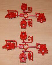 Tamiya 58660 Dynahead 6x6/G6-01TR, 9115480/19115480 R Parts (2 Pcs.), NEW