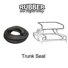 1960 Edsel Ranger Trunk Seal