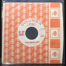 "The Rip Chords - Three Window Coupe / Hot Rod U.S.A. 7"" VG Promo Vinyl 45"