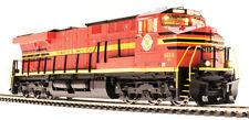 Voie N - Locomotive diesel GE ES44AC Norfolk Southern avec DCC et son 3550 NEU