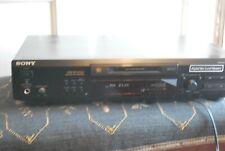 SONY MINI DISC PLAYER/RECORDER, MDS-JE520
