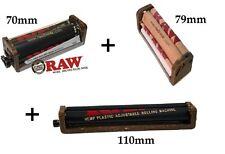 3pcs RAW Rolling Machine (1 DARK 110mm + 1 DARK 70mm 1 Brown 79mm)
