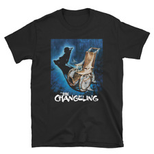 THE CHANGELING - HORROR Short-Sleeve Unisex T-Shirt 1980, RETRO VINTAGE CULT
