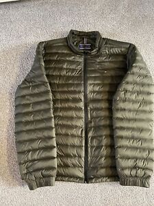 Men's Tommy Hilfiger Down And Feather Jacket