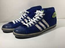 Adidas Sneakers Size 10 - blue/green combo