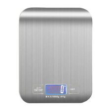 More details for 10kg digital cooking kitchen scales electronic lcd display balance food weight