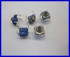 Tactile Switch Taster KSA0M431 0,01A 32V 5 Stück