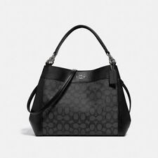 60264eb4443e New Coach F23537 F28992 Small Lexy Shoulder Bag In Pebble Leather New With  Tags