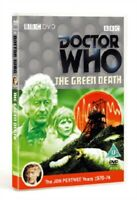 Neuf Doctor Who - The Green Death DVD