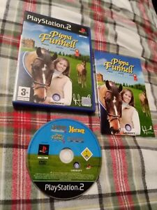 PlayStation 2 Pippa Funnell Take the Reins PS2 game horse riding