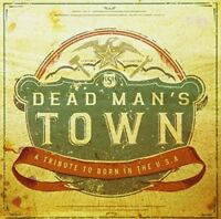 Dead Man's Town - A Tribute to Born in USA [New & Sealed] Digipack CD