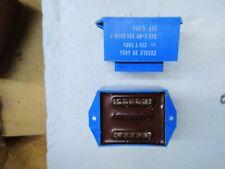 TRANSFORMATEUR  220V / 24 V 5.5 Va MOULE Lot de 2 pieces (B7H1)