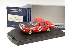 Progetto K 1/43 - Lancia Fulvia HF 1600 Winner Rallye Monte Carlo 1973