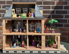 Playmobil 5300 Victorian Mansion Dolls House Furniture Figure Vintage Geobra