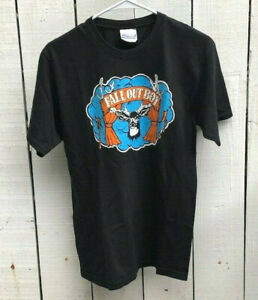 Fall Out Boy 'Deer Graphic' Band Tee 2005 vintage rare vtg Men's Small