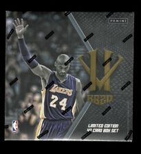 2015-2016 Panini Kobe Bryant Black Mamba Hero Villain Basketball Card Box Set