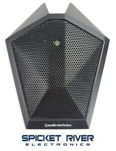 Audio-Technica AT871R UniPlate Condenser Boundary Microphone Pod #40537