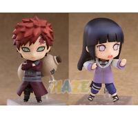 "Naruto Hinata Hyuga Shippuden Gaara 4"" PVC Figure Toy Statue New in Box Model"