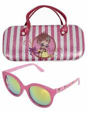Kids Sunglasses – Girls 100% Uv Sunglasses W Bonus Fuzzy Handle Case, Frozen,