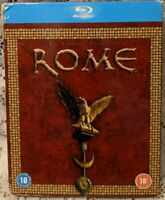 HBO ROME The Complete Collection 10 Disc BLURAY DVD Box Set Season 1 & 2 RegFREE