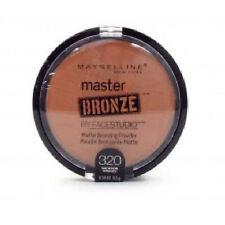 4 X Maybelline Master Bronze Matte Bronzing Powder 320 Vacation Bronze